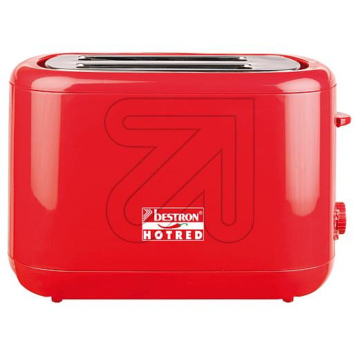 bestron Toaster Hotred ATS300HR 435180