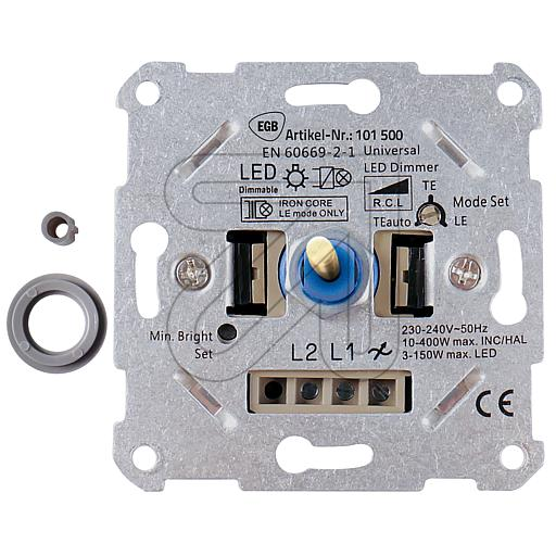 EGB Universal-Dimmer One-4-All f. LED + Standard mit A 101500
