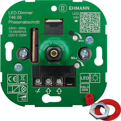 EHMANN UP Dimmer für LED T46.08 101520