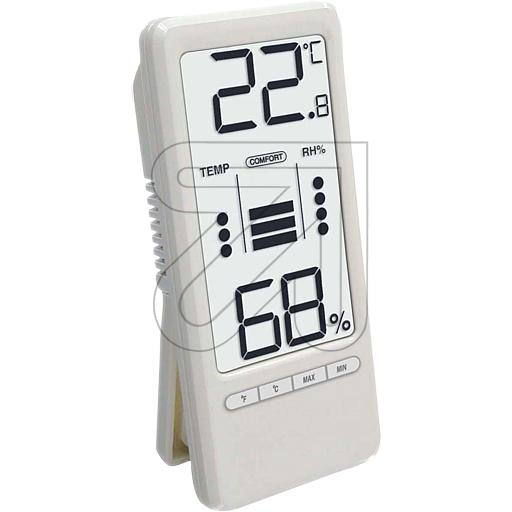 Technotrade Thermo-/Hygrometer WS 9119 Technoline 473125