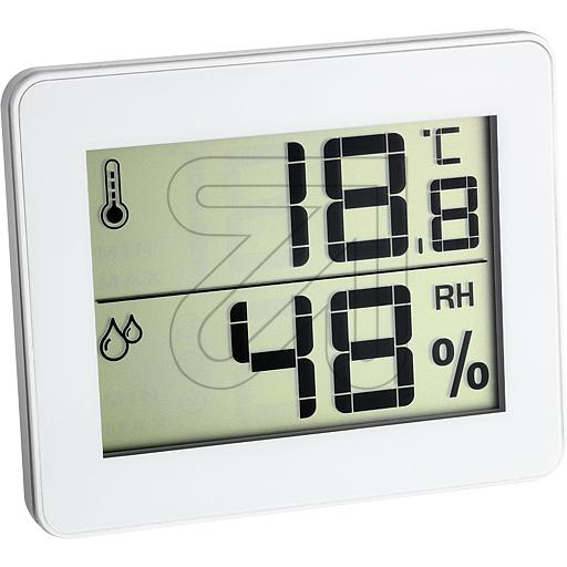TFA Digitales Thermo-Hygrometer 30.5027.02 473165