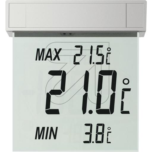 TFA Digitales Fensterthermometer 30.1025 473200