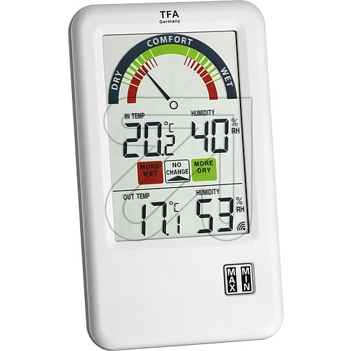TFA Funk-Thermo-Hygrometer BEL-AIR 30.3045 473870