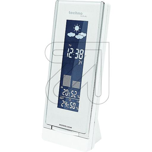 Technotrade Wetterstation WS 6610 PremiumCollection 473910