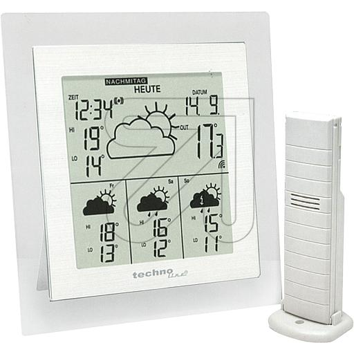 Technotrade Wetterstation WD 4002 PremiumCollection 473930