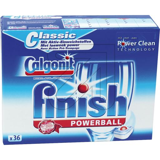Calgonit Finish Powerball-Tabs 36er 734290
