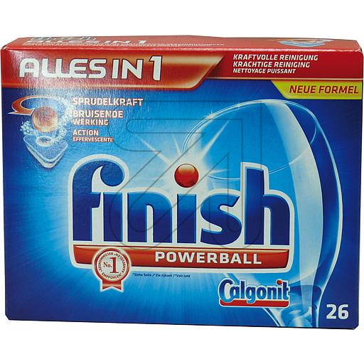 Benkiser Finish Powerball-Tabs Alles-in-1 27er 734355