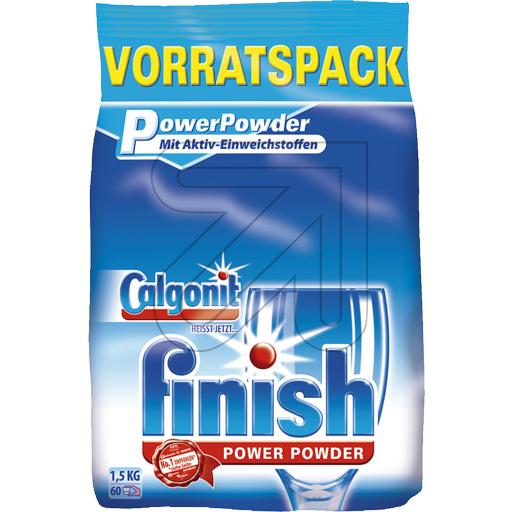 Calgonit Finish Power-Pulver Nachfüllpack 1,5kg 734415-> EUR 7.77 je kg