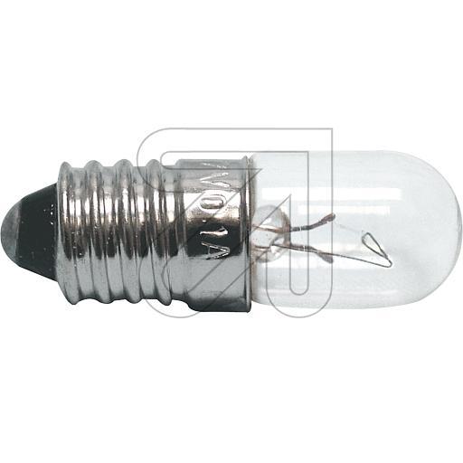EGB Röhrenlampe 12V 0,1A 501615L