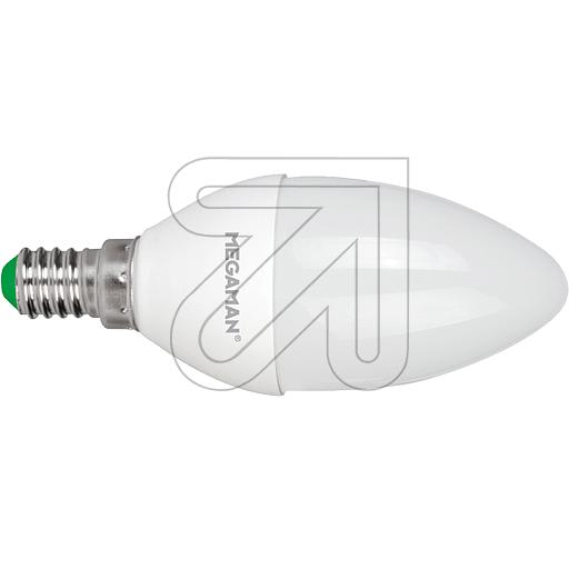 MEGAMAN LED Candlelight opal 5,5W E14 82 526005