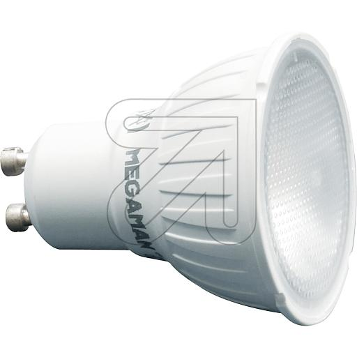 MEGAMAN LED Dim. PAR16 6W/828 GU10 MM26 526325