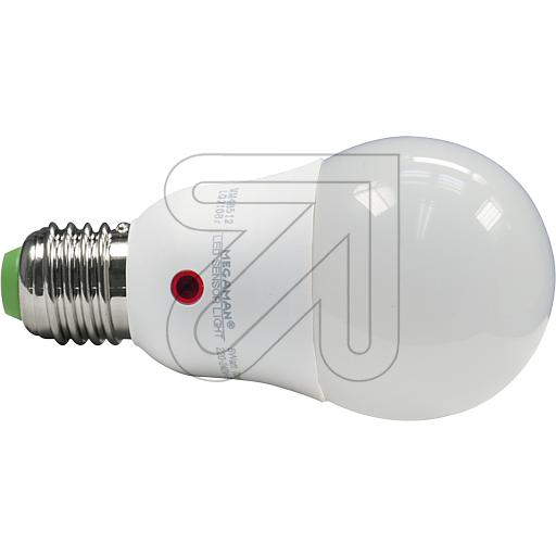 MEGAMAN LED Sensor-Light E27 6W/828 MM48522 529255
