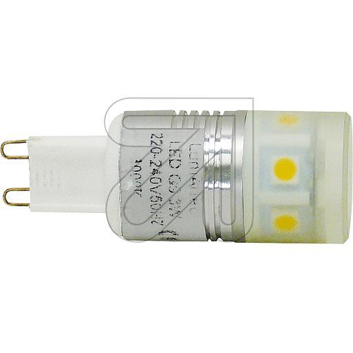 EGB LED G9 Lampe warmweiß 3000 K 530310L