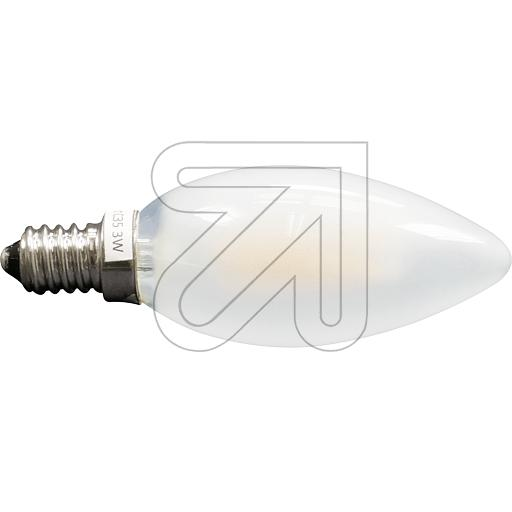 EGB LED Filament Kerzenlampe 3W matt 600453 530365
