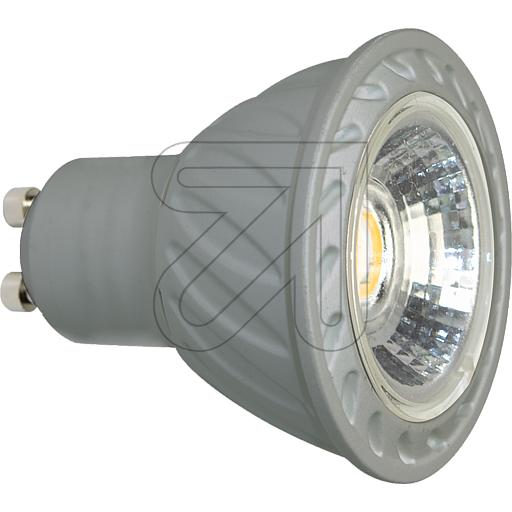 GreenLED Lampe GU10 COB 36° 7W 380lm/90° 3000K 0042 - graue 532190