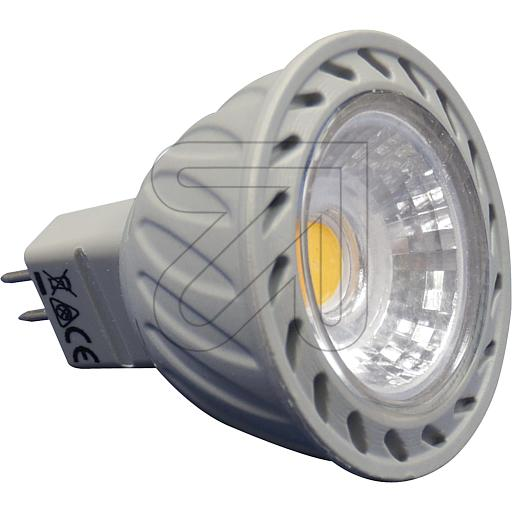 Green ED Lampe MR16 COB 35° 7W 380lm/90° 43 532195