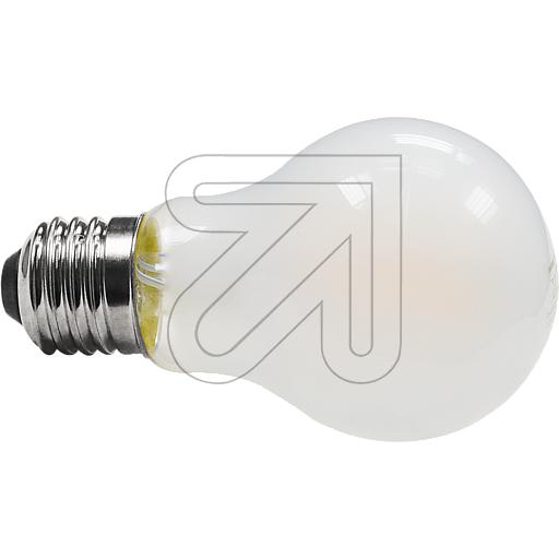 Sigor LED-Filament Lampe E27 6,5W matt 6102601 534185