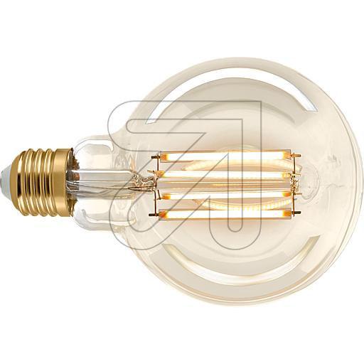 Sigor LED-Filament Globe E27 4W gold 95m 534255