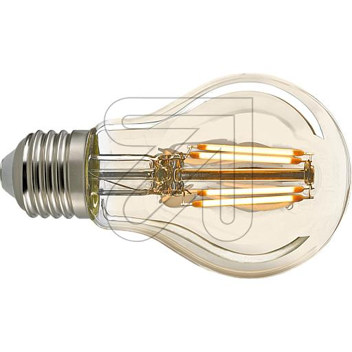 Sigor LED-Filament Lampe E27 4W gold 611 534275
