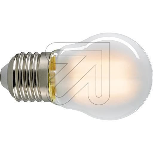 Sigor LED-Filament Tropfen E27 4W matt 470lm 6112901 534295