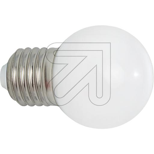 EGB LED Tropfenlampe IP54 E27 0,9W warmweiß 2 540200