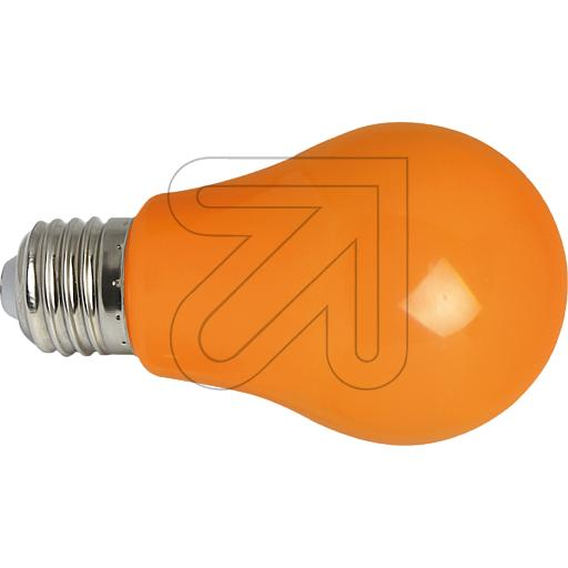 EGB LED Lampe AGL IP54 E27 3W orange 540265