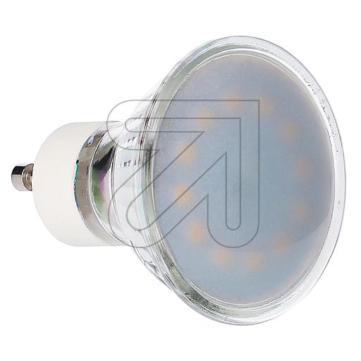GreenLED Lampe GU10 SMD 130° matt, 6W 420lm 2700K 4063 540515