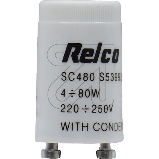 Relco Starter SC480, alternativ ST480 S53993 Starter in S53993L