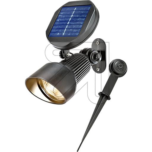 esotec GmbH LED Solar Spotlight IP44 2800K 102136 624575