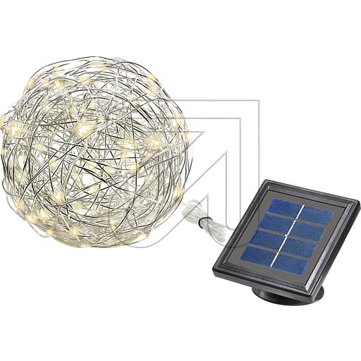 esotec GmbH Solarkugel Alu-Wireball ww 1021.15 626675