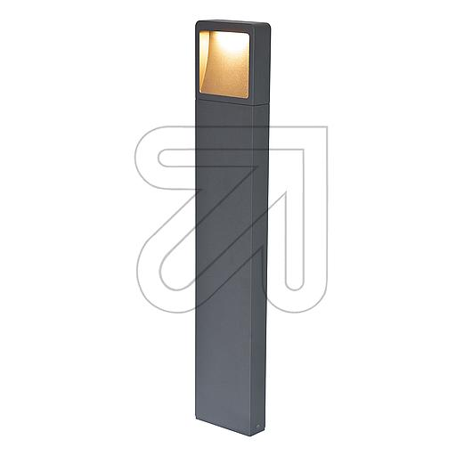 EVN LED-Wegeleuchte anthrazit IP54 3000K 6W WLF6506150 627105