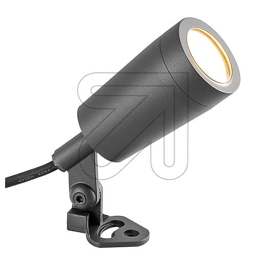 EVN LED-Gartenspot anthr. IP65 2700K 5,5W L651523527 628360