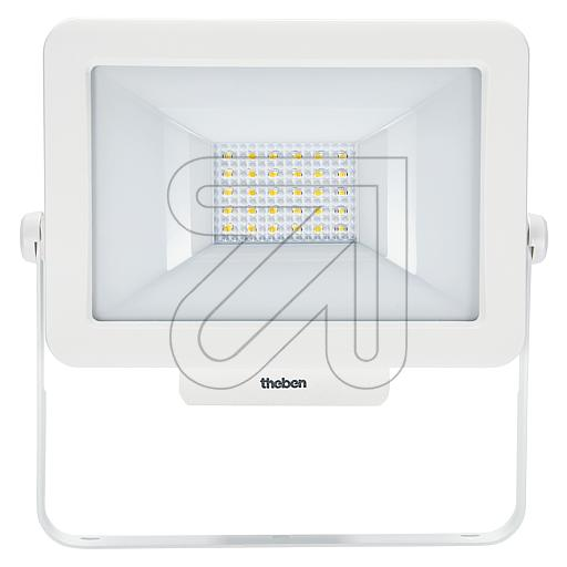 Theben LED-Strahler IP65 weiß theLeda B20L WH 1020683 628510