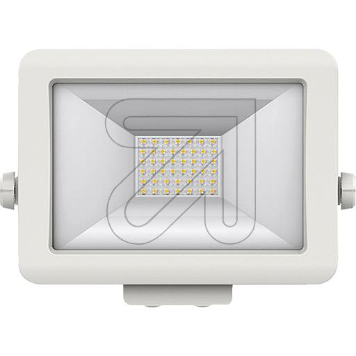 Theben LED-Strahler IP65 weiß theLeda B30L WH 1020685 628520