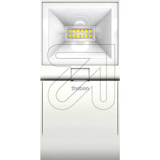 Theben LED-Strahler IP55 weiß theLeda S10L WH 1020721 628570