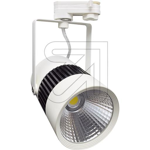 DIEFRA-LIGHT LED 3Ph-Strahler weiß 20W 3000K 82-1202 681445