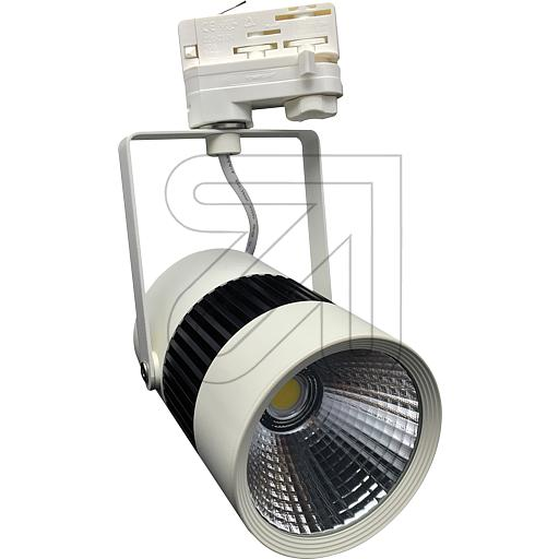 DIEFRA-LIGHT LED 3Ph-Strahler weiß 30W 5000K 82-1205 - 681460