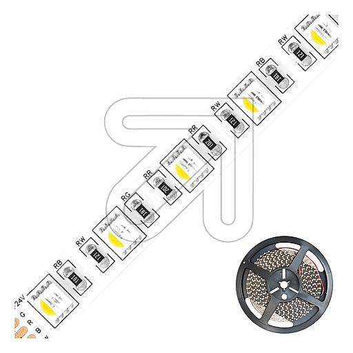 EVN RGB-LED-Strips-Rolle 5m 24V IP20 3000K 85W SB20241 682035