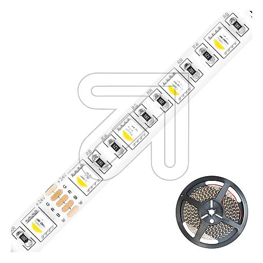 EVN RGB-LED-Strips-Rolle 5m 24V IP54 3000K 85W SB54241 682040