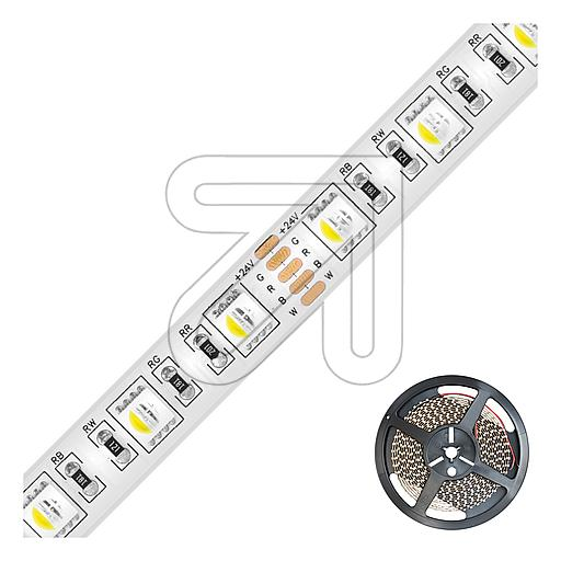 EVN RGB-LED-Strips-Rolle 5m 24V IP67 3000K 85W SB67241 682045