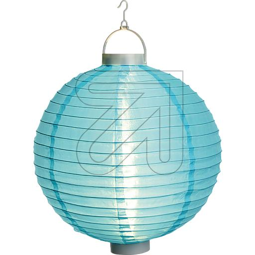 LUXA LED Lampion 40cm blau 38912 835455