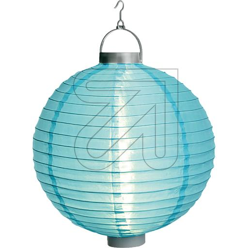 LUXA LED Lampion 30cm blau 38851 848950