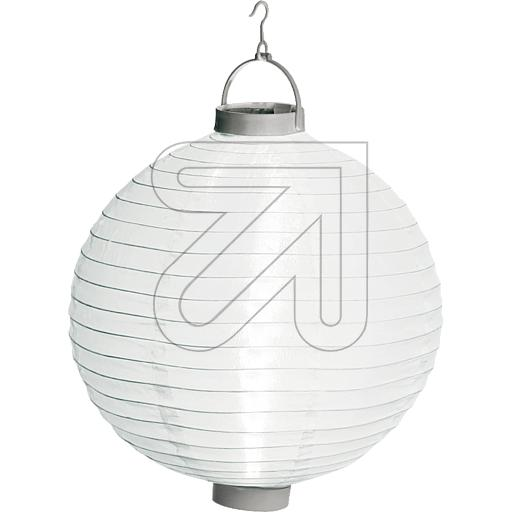 LUXA LED Lampion 30cm weiß 38844 848955