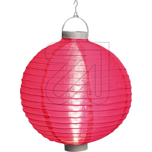 LUXA LED Lampion 30cm pink 38875 848965