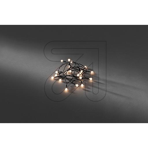 Konstsmide LED Globelichterkette 50 ww LED 1492-107 841220