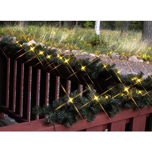 Best Season LED Girlande beleuchtet 270cm 612-17 842080