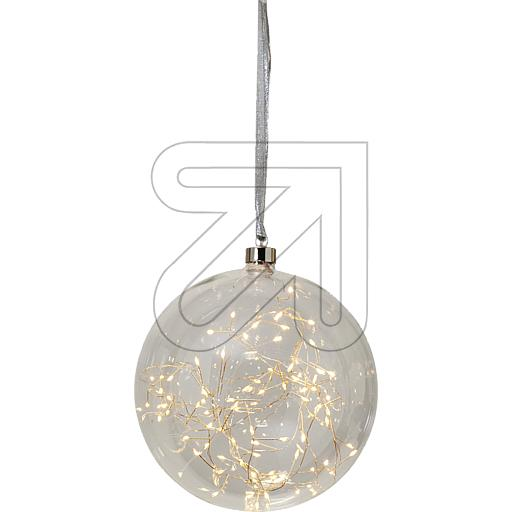 Best Season LED-Glaskugel Glow 20cm 457-84 842410