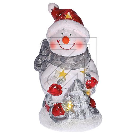 Best Season LED-Keramik-Figur Friends Schneemann 991-15 842570