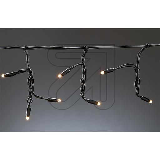 Best Season System 24 LED-Icicle 3x0,4m ww 491-10 49-L - Extra 862805