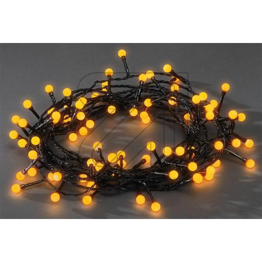 Konstsmide LED Lichterkette 80 gelbe LED 3691-007 866210